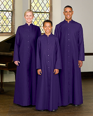 Cm Almy Custom Choir Cassocks Tropana