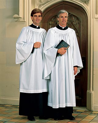 anglican surplices for men
