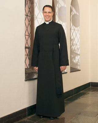Anglican southport cassock for men