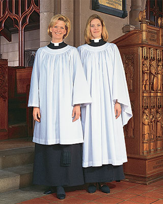 anglican surplices for women