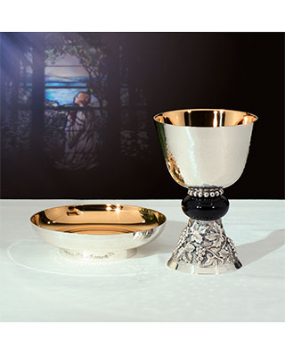 tuscany chalice and paten