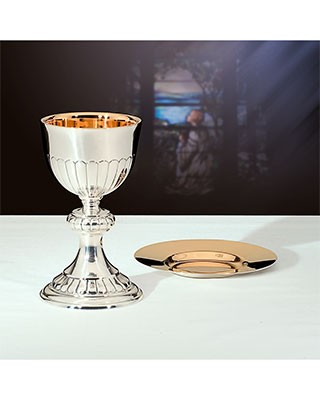 carlow chalice and paten