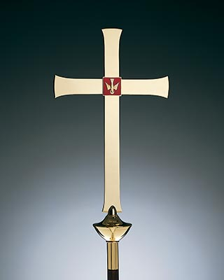 hampton processional cross