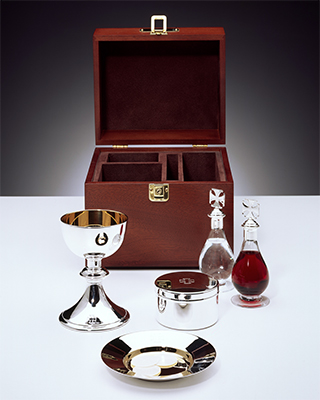 hospital communion set