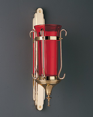 colonial wall lamp