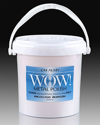 wow! Metal polish