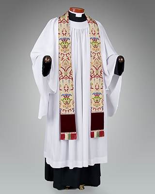 pastor's traditional stole 5627