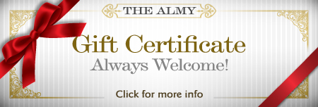 The Almy Gift Certificate