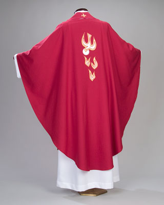 chasuble and stole 5606