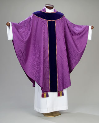 chasuble and stole 5667