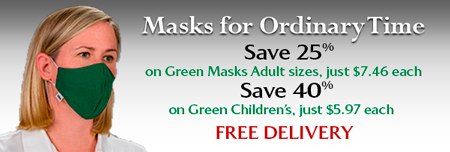 Masks for Ordinary Time